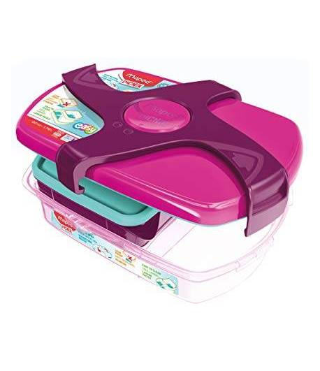Maped Picnic Concept Lunch Box Pink