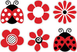 Accent – Ladybugs And Posies