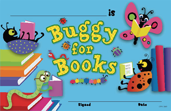 Buggy For Books Awards