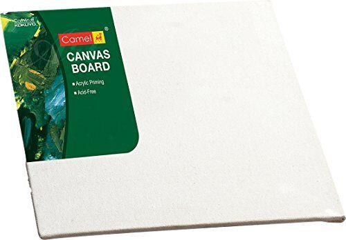 CANVAS BOARD 30 X 30CM ( 12 X 12 INCH)